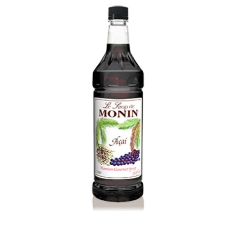 Mokhamano Store And Pour Bottle Syrup Juice Container Botol Sirup 1l monin acai syrup tidewater coffee