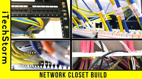 Small Home Network Builder Home Network Patch Panel Wiring Wiring Diagram Schemes