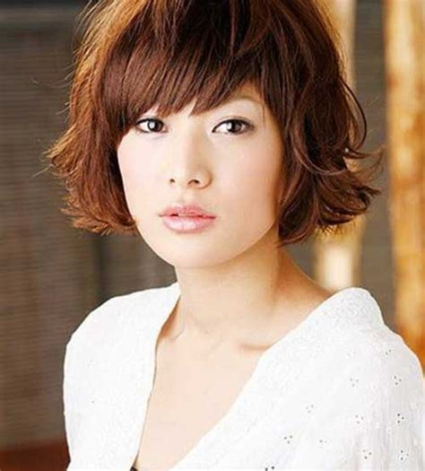 asian shape hairstyle bangs for asian oval shape bob hairstyles with side