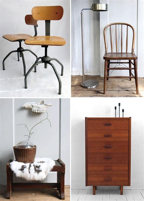 Etsy Vintage Furniture shopping for vintage furniture on etsy