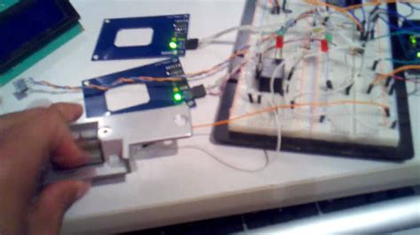 arduino w rfid and x10 home automation