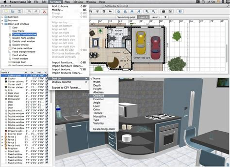 sweet home 3d download sourceforge net download free sweet home 3d sweet home 3d 4 1 download