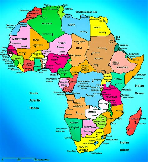 asia map with country names and capitals pdf africa political map countries and capital cities africa