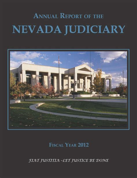 City Of Las Vegas Court Records Nevada Judiciary Annual Report Released
