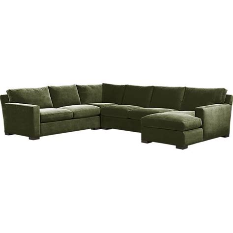 axis sectional sofa axis ii 4 piece sectional sofa
