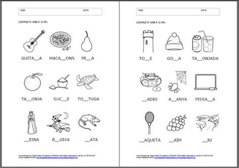 preguntas de ingles para niños de primaria palabras con las silabas ar er ir or ur wroc awski