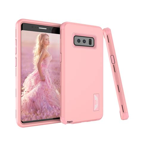 Samsung Galaxy Note 8 Hardcase Soft Cover X Level Leather Vintage for samsung galaxy note 8 phone shockproof armor hybrid rubber cover ebay