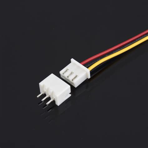 Jst Xh 2 Pin Bateray Connector 10sets jst xh 2 5 3 pin battery connector with 120mm wire ebay