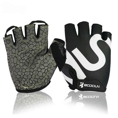 Terlaris Sarung Tangan Sepeda Finger Anti Slip Murah sarung tangan half finger size l black jakartanotebook