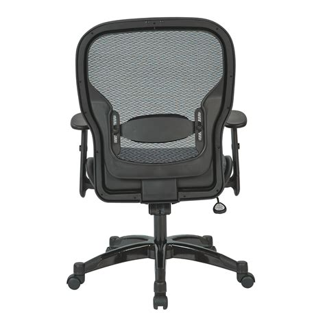 Office Star Space Seating 174 High Back Mesh Desk Chair Wayfair Office Chair For High Desk