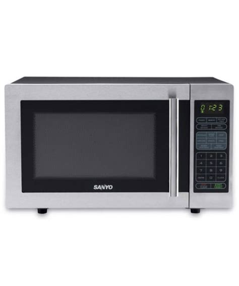 Microwave Sanyo countertop microwave reviews best microwaves