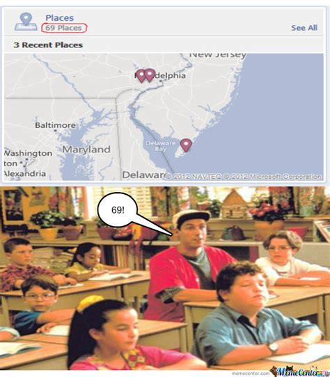 Billy Madison Memes - billy madison 69 by prozombiekillr meme center