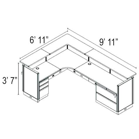 desk height for 6 person desk height standard desk height standard desk dimensions