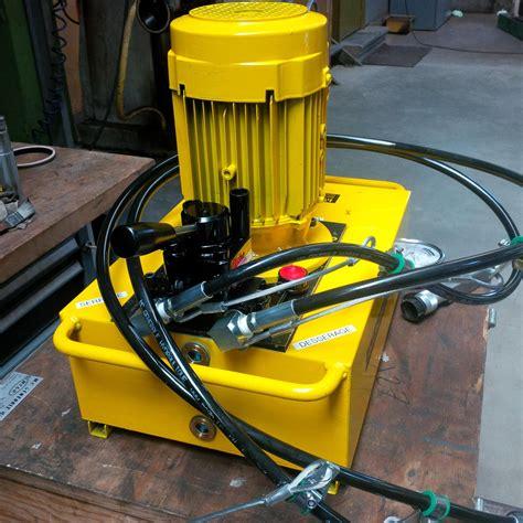 centrale rsm toute la gamme enerpac chez mc generale hydraulique