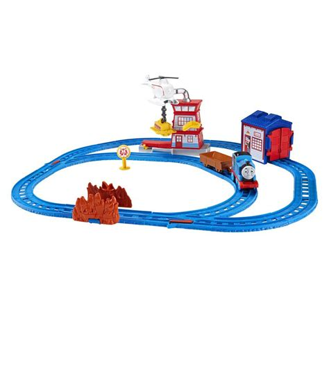 thomas and friends l thomas friends thomas and friends playset track set