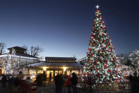 7 Dazzling Christmas Light Displays   Cincinnati Holiday Light Shows