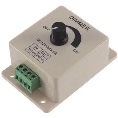 led len 12v dimmen goedkope dc 12v 8a led light dimmer adjustable bright
