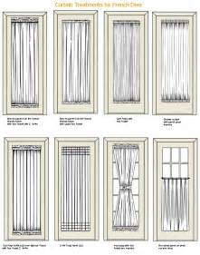 Door Window Curtains Patio Door Window Treatments