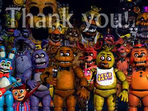 Witch fnaf 4 character are you playbuzz