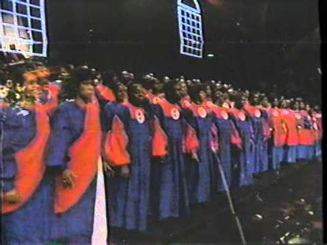 mass choir come on in the room throne room mississippi mass choir