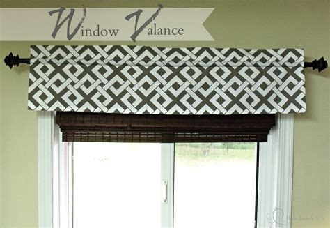 Kitchen Valance Images Window Valance How Lovely It Is