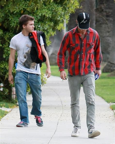 shia labeouf house shia labeouf leaving quentin tarantino s house zimbio