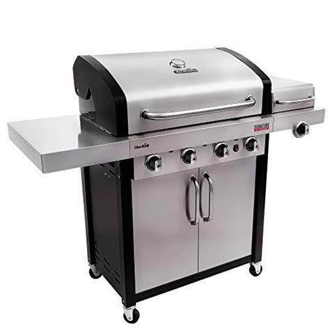 char broil signature tru infrared 3 burner cabinet gas grill charbroil commercial gas grill