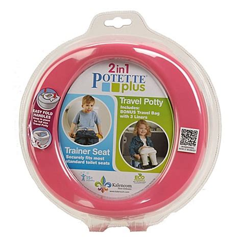 potette plus 2 in 1 travel potty and trainer seat potette 174 plus 2 in 1 travel potty and trainer seat bed