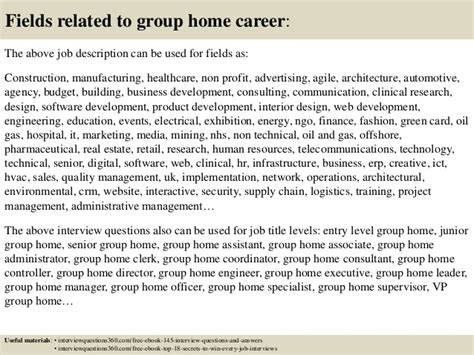 home design questions and answers top 10 group home interview questions and answers