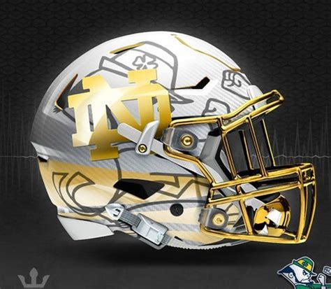 college football helmet design history 49 best notre dame wallpaper images on pinterest android