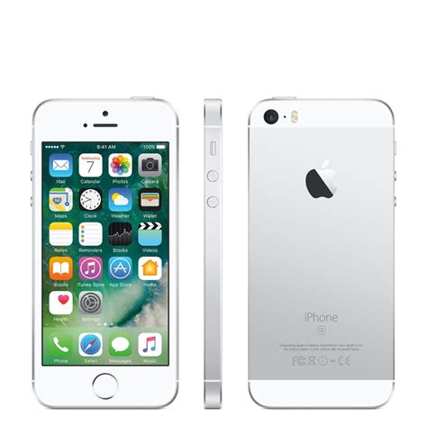 Iphone Se 128gb 1 iphone se space silver 128gb