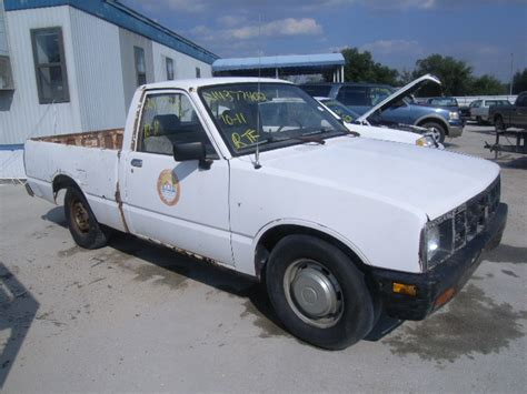 1986 Isuzu Pup For Sale Jaabl14a7g0770335 Bidding Ended On 1986 White Isuzu Pup