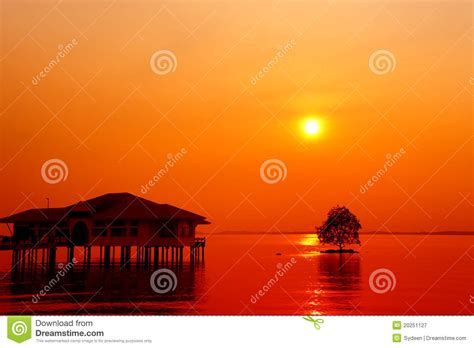 dramatic colors dramatic color seascape royalty free stock photography image 20251127
