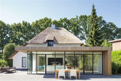 Modèle D Extension De Maison by Extension Maison Bois Moderne Et Fonctionnelle