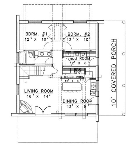 french cottage house plans quaint cottage floor plans