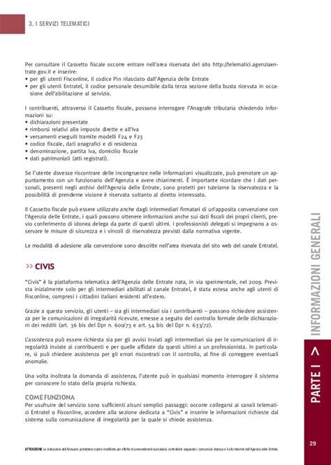 ufficio delle entrate bolzano annuario 2012 online agenzia entrate