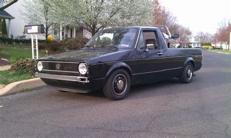 volkswagen rabbit truck lifted volkswagen rabbit truck reviews prices ratings with