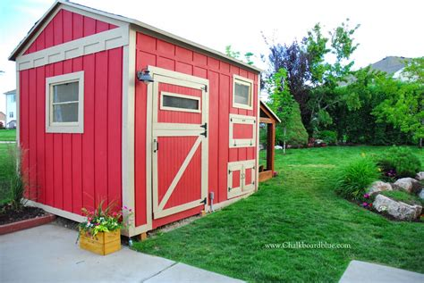Coop Sheds by Remodelaholic Diy Chicken Coop With Attached