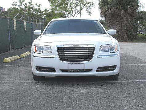 2011 Chrysler 300 For Sale by 2011 Chrysler 300 Limousine White For Sale