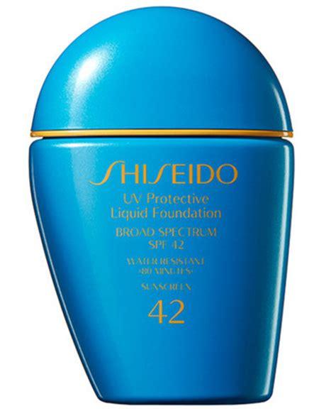 Shiseido Liquid Foundation shiseido uv protective liquid foundation spf 42 skin