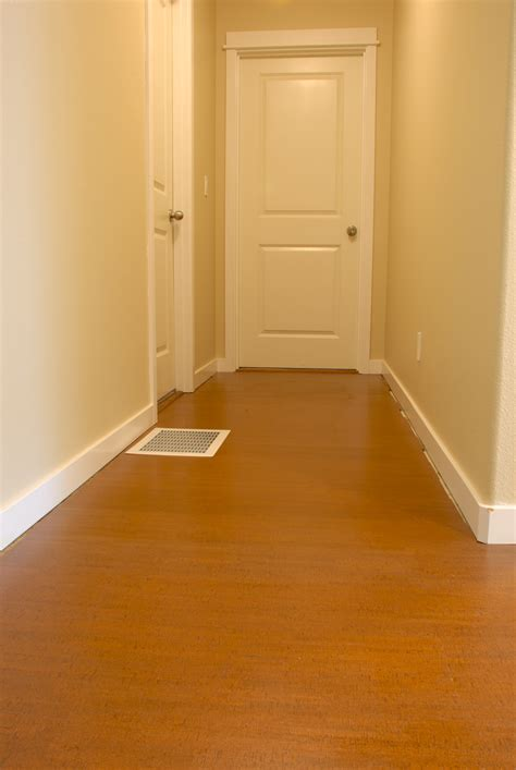 trends decoration how to install cork flooring on cement