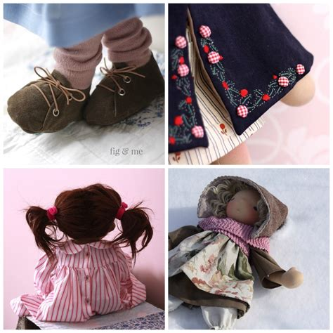 doll tutorial doll clothing patterns and tutorials fig me