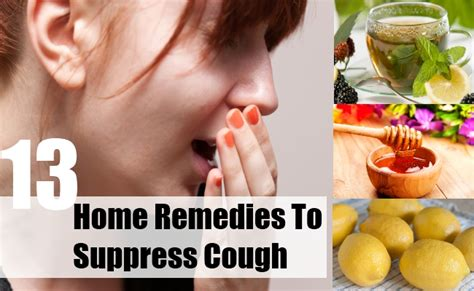 13 effective home remedies to suppress cough search home