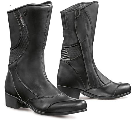 womens waterproof motorcycle boots forma womens waterproof motorcycle boots ebay
