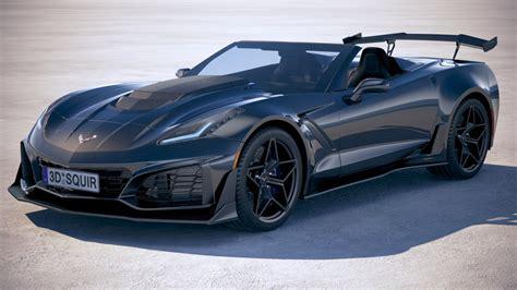 2019 Corvette Zr1 by Chevrolet Corvette Zr1 Convertible 2019