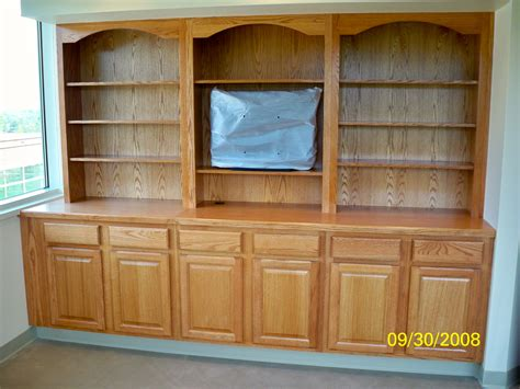 entertainment center bookshelves custom oak bookshelves and entertainment center vaughn interior concepts