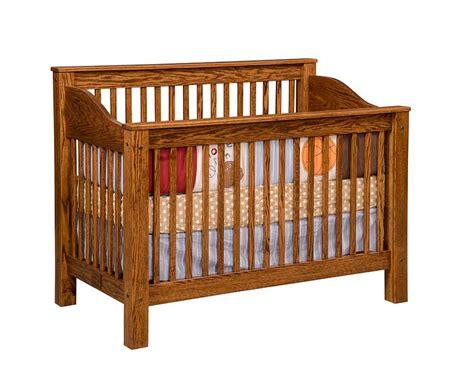 amish made baby cribs amish made baby cribs amish mccoy convertible baby crib