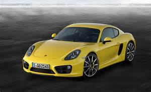 Porsche Camen S 2014 Porsche Cayman S Photo