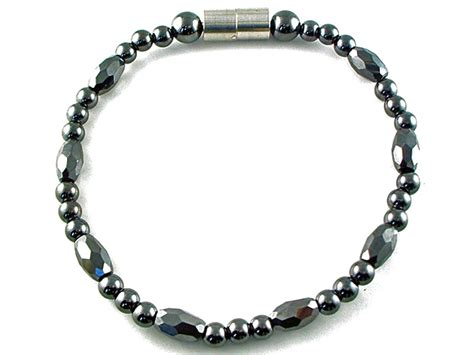 magnets for jewelry hematite magnetic therapy bracelet trey marquise