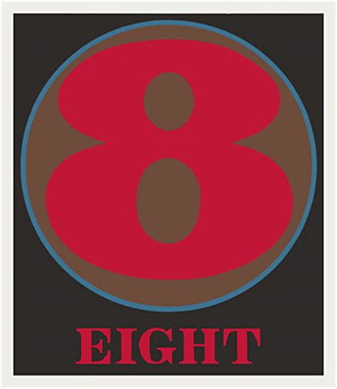 Number Search Indiana Robert Indiana Numbers Plate H At Pop Heaven